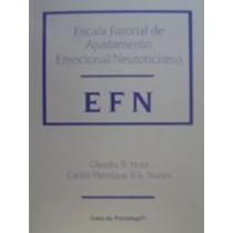 Efn - escala fatorial de ajustamento emocional/neuroticismo - manual