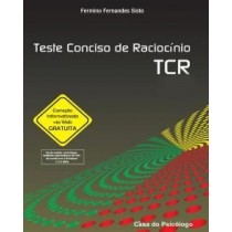 Tcr - teste conciso de raciocinio - manual