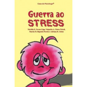 Guerra ao stress - cartoes coloridas